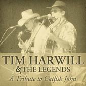 'A Tribute to Catfish John' album cover